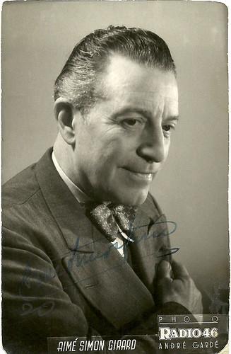 Aimé Simon Girard