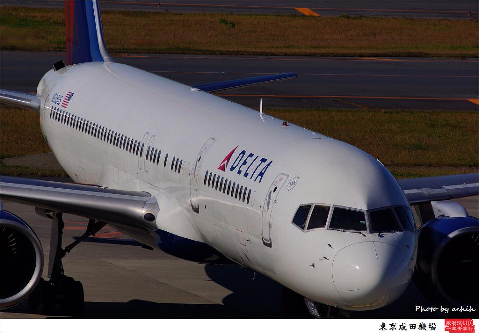 Delta Air Lines / N538US / Tokyo - Narita International