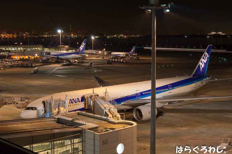 B777-300 JA756A @ Tokyo Haneda