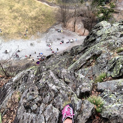 #climbing #lesgaillands #chamonix