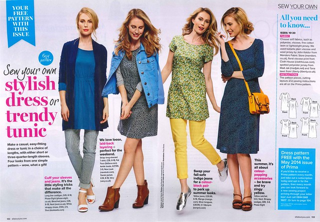 Prima Magazine - Pattern, May 2014 (02)