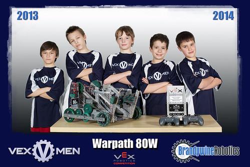 80W Warpath