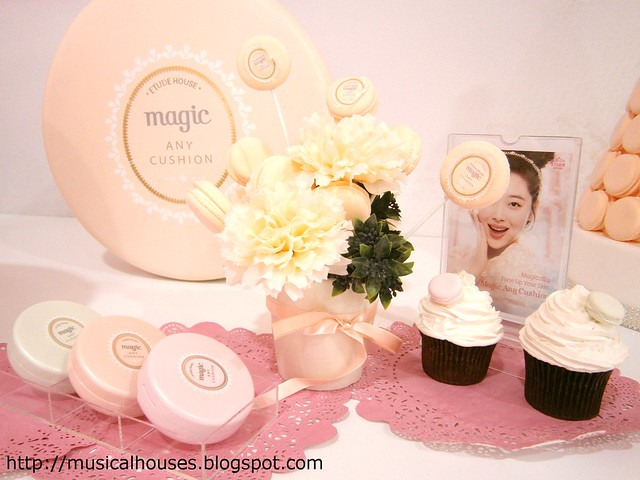 Etude House Magic Any Cushion Launch 5