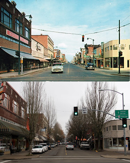McMinnville, OR: Then/Now