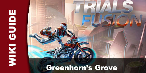 Trials Fusion: Greenhorn's Grove