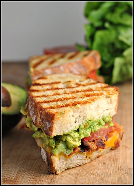 Ultimate BLT Grilled Cheese 1