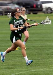 JV Girls Lacrosse vs Westminster 04-30-16