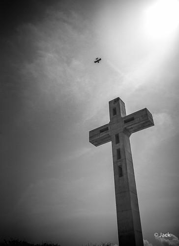 la croix de la Pointe des Châteaux