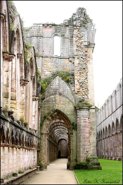 Fountains Abbey IV