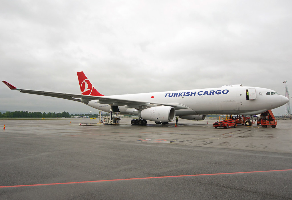 TC-JOV - A332 - Turkish Airlines