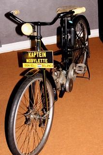 1954 Kaptein Mobylette (50 cc) ~ Made In Holland