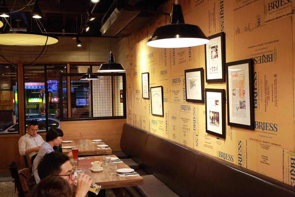 20160519中正-Jolly 手工釀啤酒泰食餐廳 (3)