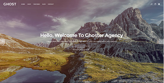 ZT Ghoster v1.0.0 – Multi-purpose Responsive Joomla 3.x Template