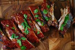 Sriracha Glazed Ribs