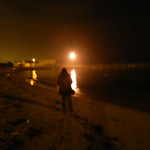 Night snaps at Bray Harbour