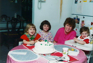 Therese's Birthday - July 6, 1995