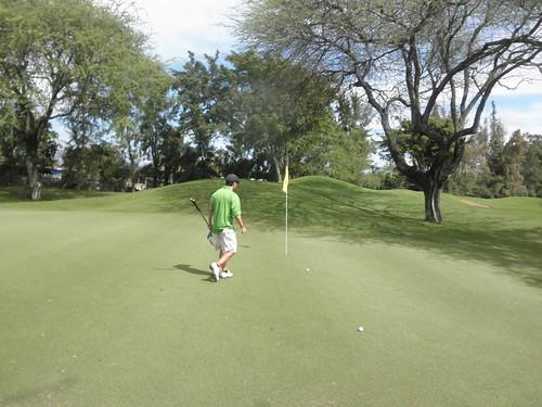 ewa beach Golf Club 116