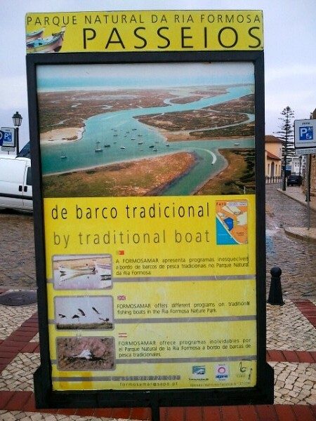 Boat trips from Faro