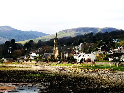 Lamlash, Isle of Arran, Scotland