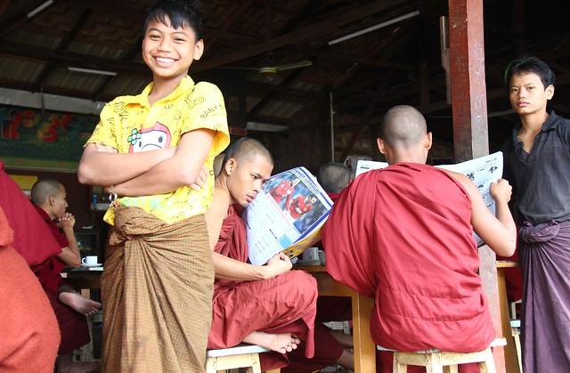 Mandalay, 13/01/2012