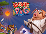 Karate Pig Slots Review