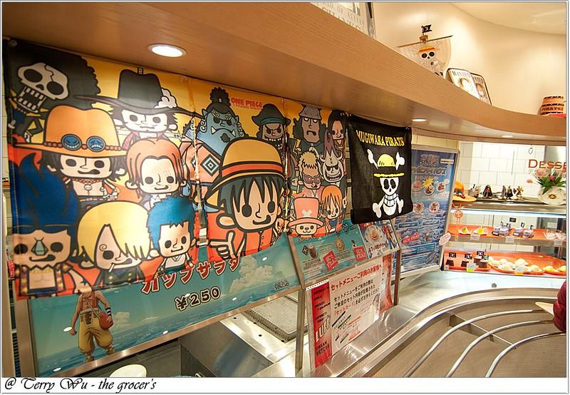 ONE PIECE 餐廳夏波帝屋 シャボンディハウス (4)