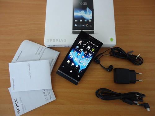 Harga Paket pembelian Sony Xperia S Android