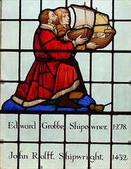 Edward Grobbe and John Rolff
