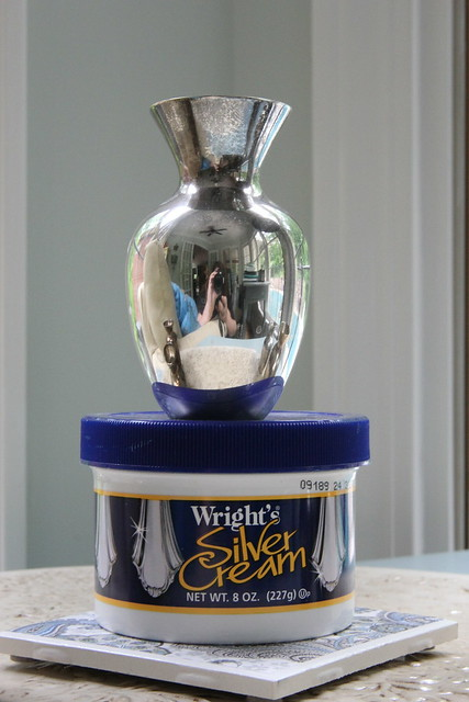 Wrights Silver Cream Polish