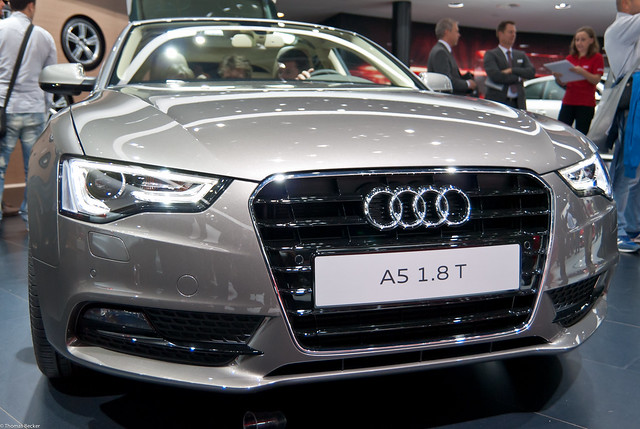 Audi A5 Sportback 1.8 TFSI (72897) | Flickr - Photo Sharing!
