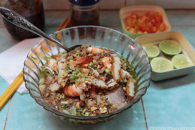 The not as good Mì Quảng