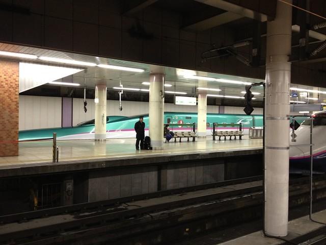 新幹線 E5系