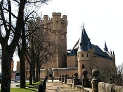 Segovia. Spain.
