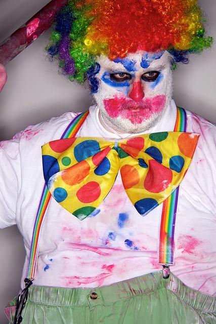 Paint Clown Mac Kids Computer Game S