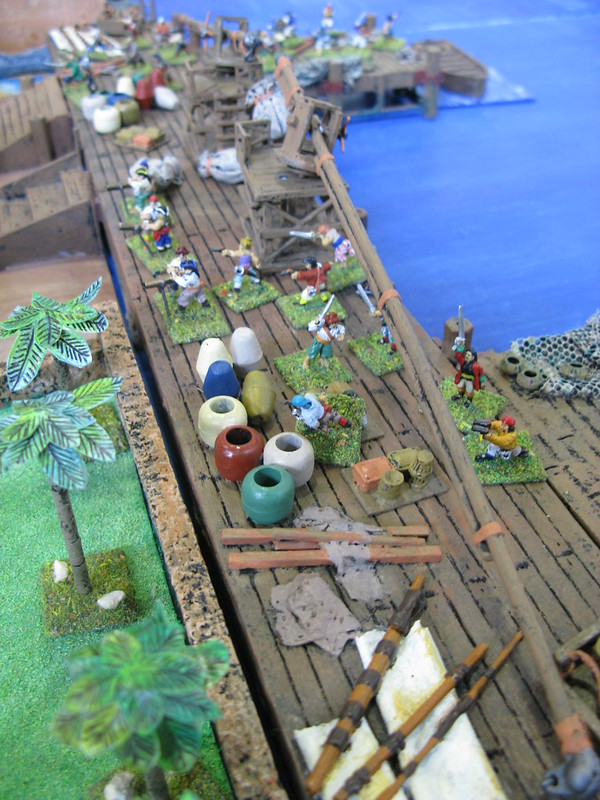 Independent Wargames Group - Pirates (8)