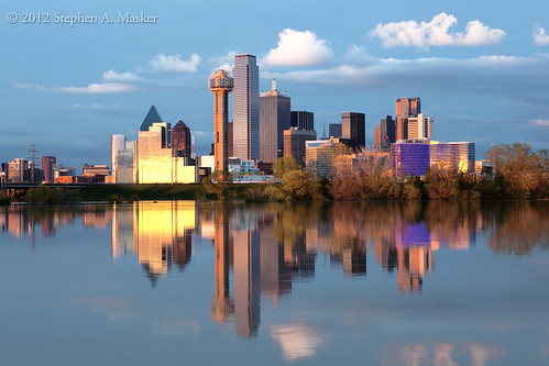 20120320_DallasSkyline by The Higgs Boson