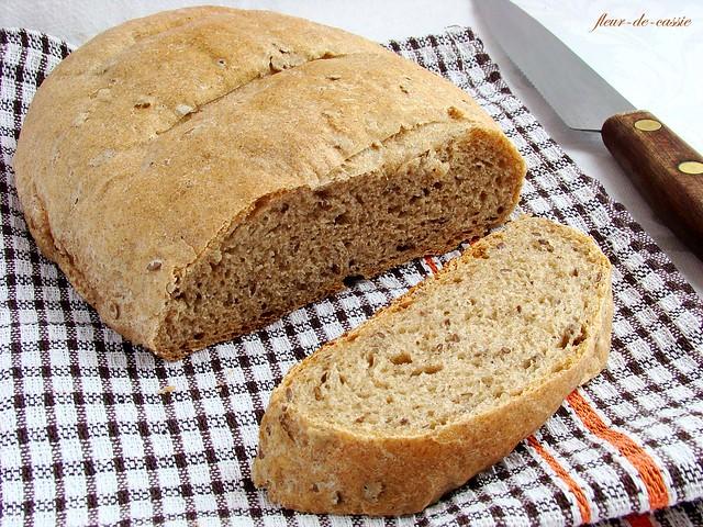 хлеб пшенично-ржаной на опаре 2 версия 1