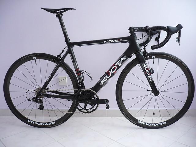 Kuota KOM Evo black  New photo - BikeRadar Forum f56995c323