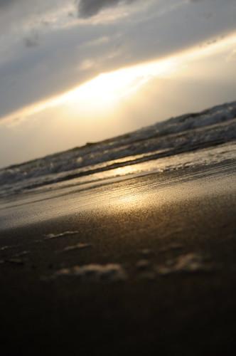 sunset sea japan evening niigata 2012 japansea d90 highwinds spling 藤塚浜 fujitsukabeach