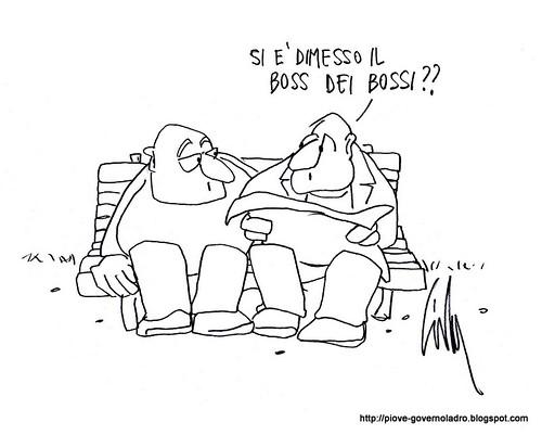 Il Boss dei Bossi by Livio Bonino