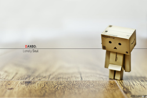 Danbo: Lonely Soul by Danger 80