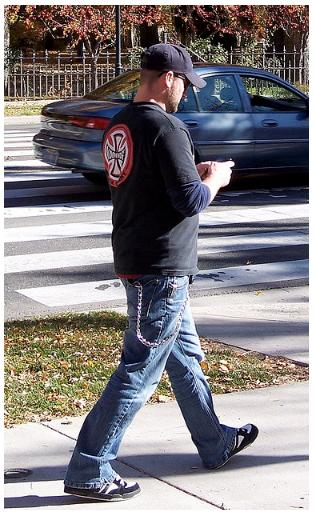 Texting-While-Walking