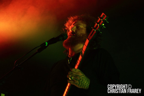 Mastodon - 04-14-12 - Intersection, Grand Rapids, MI