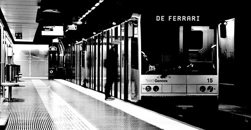 City life - leaving 02