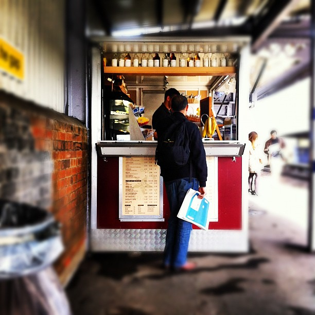 Hither Green Station Coffee Stop