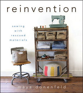 reinvention- my new book!