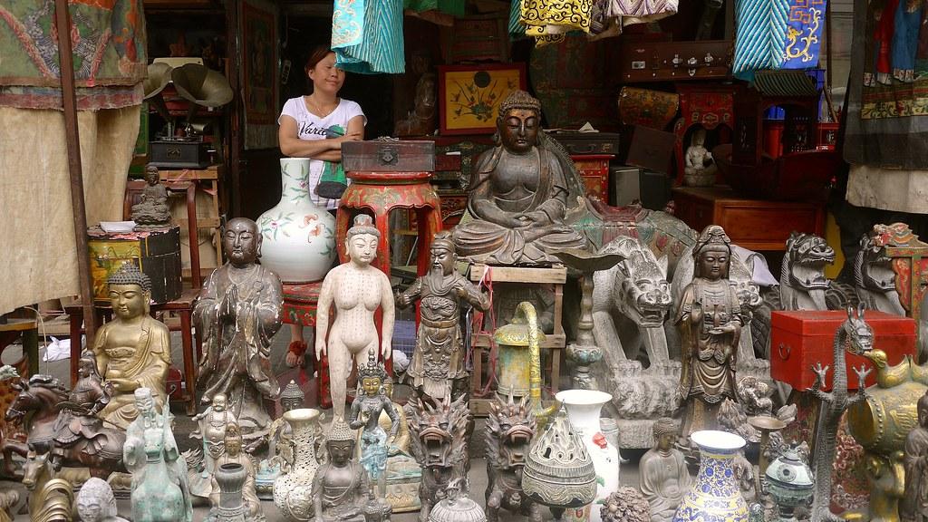 Statue Shop