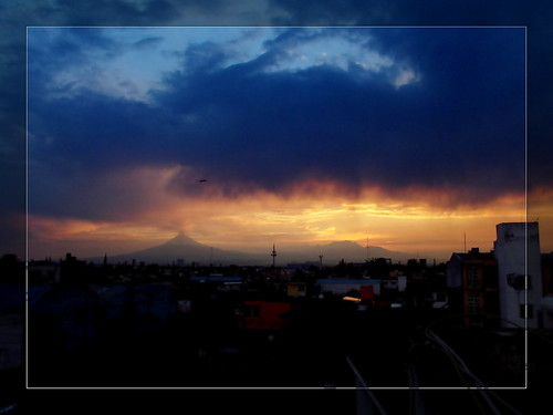 Sky on fire by LuchoVaS