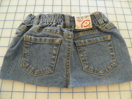 Back of cutoffs