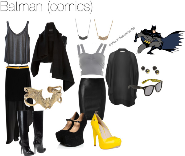 Roupas do Batman